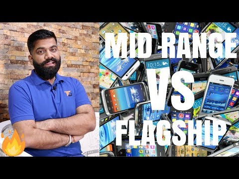 Mid-range Smartphones Vs Flagship Phones? A Smart Decision?