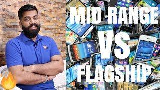Mid-range Smartphones Vs Flagship Phones? A Smart Decision?