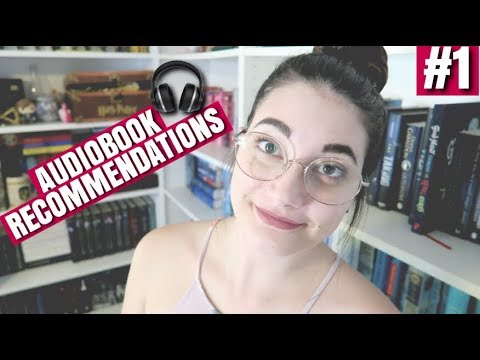 AUDIOBOOK RECOMMENDATIONS   #1!
