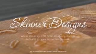 Water Resistant chopping board - Skinner Designs