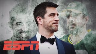 Aaron Rodgers is searching for something more | ESPN the Magazine | ESPN