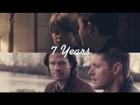 Supernatural || 7 Years