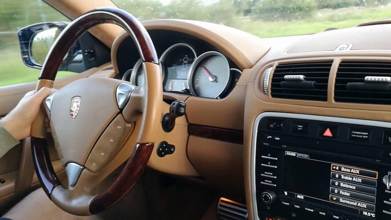 porsche cayenne turbo s 2009 комплектация