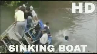 TITANIC SINKING BOAT|FUNNY VIDEO|REAL ACCIDENT