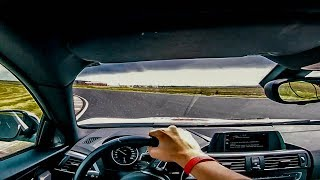 EXPERIENTA PE CIRCUIT ! cu ALEX MIREA si BMW - Vlog 539