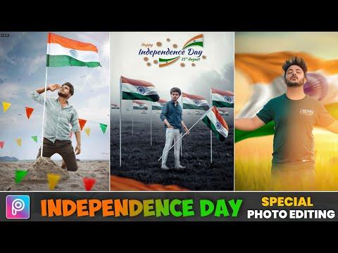 15 August Photo Editing 2021 | Independence Day Photo Editing 2021 | Sandhu Editz