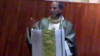 Hacer de la oración una necesidad. Homilia p1 XVII Domingo Ordinario CicloC  2010-07-25