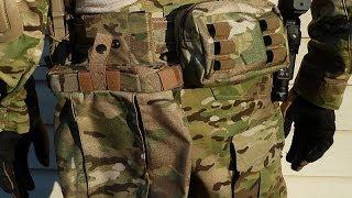 Finished Belt Kit - TYR Tactical Gunfighter