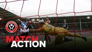 Blades 1-0 Palace - match action
