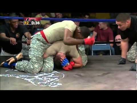 What is Military Mixed Martial Arts?