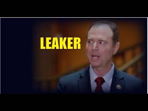 """ADAM SCHIFF USED DEBUNKED """"DIRTY DOSSIER"""" TO LEAK FAKE NEWS TO MEDIA!"""