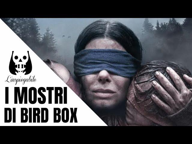 I misteriosi mostri di Bird Box: cosa sono e cosa rappresentano?
