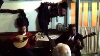 Paulo Leitão e a Guitarra Portuguesa na Geminação 2012 Entroncamento Villiers-Sur-Marne.wmv