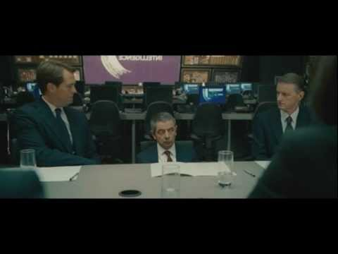 Johnny English Full Chair Scene