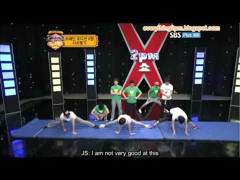 [ENG] 110820 2PM Show Ep 7 - 6/7