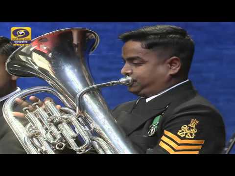 Indian Naval Symphonic Orchestra - LIVE