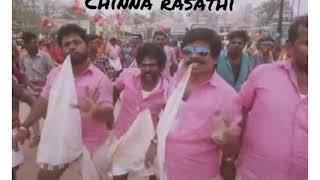 Chinna rasathi alaga murukku suttalam whatsapp status