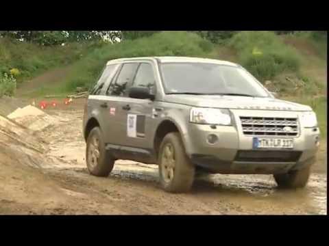 zf-praxistest 2010 - platz 1: der land rover freelander - youtube
