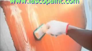 اصباغ ليث الساعدي -التعريق على الجدران كامل.mp4