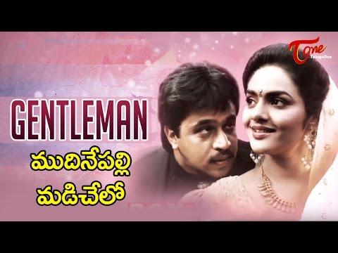 Gentleman Movie Songs | Mudinepalli Madi Chelo Song | Arjun | Madhubala