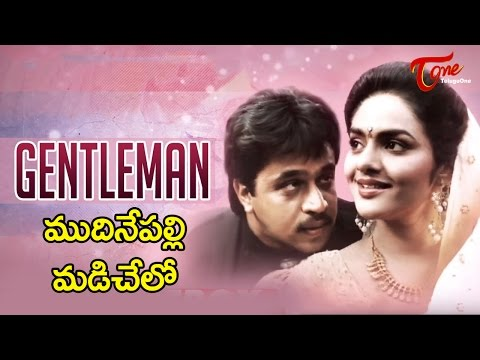 Gentleman Movie Songs | Mudinepalli Madi Chelo Song | Arjun | Madhubala