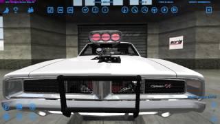 Не много о настройках двигателя и коробки в SLRR by JackV2 pre-release 4.mp4