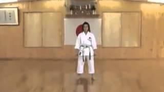 Bài quyền số 1 - Heian Shodan (Karate Shotokan)