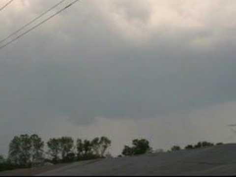 April 3, 2007 Arkansas Storms.