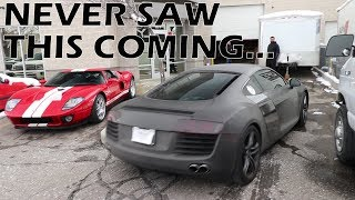 The Next MAJOR MOD for the Audi R8!