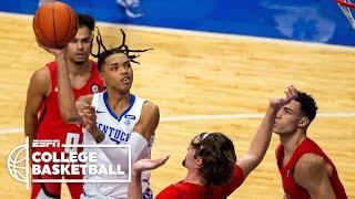 2021 NBA Draft prospect B.J. Boston posts 20-10, but Kentucky loses | ESPN College Basketball