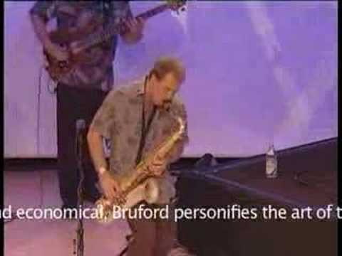 Bill Bruford's Earthworks - Youth from Anthology Vol1 DVD