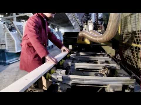 CNC drilling - Structure for sofa | Foratura CNC - Struttura per divano