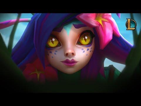 Neeko, a Camaleoa Curiosa | Trailer de Campeão - League of Legends