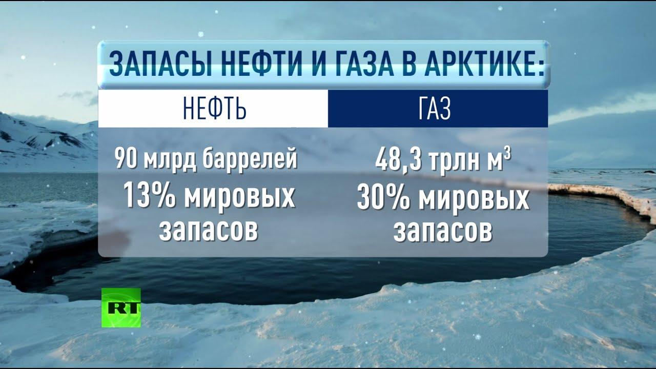 США заявили о начале мировой гонки за ресурсы Арктики ...