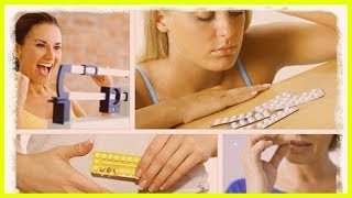 видео Противозачаточные таблетки: ТОП-10 наиболее распространенных побочных эффектов