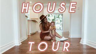Empty House Tour!! Our Custom House