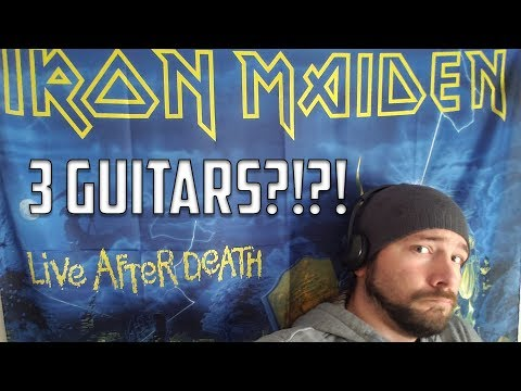 Does Iron Maiden Need 3 GUITARISTS?! | Ask a Music Snob #7