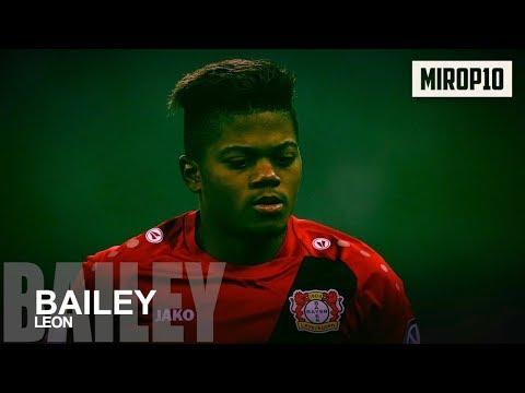 LEON BAILEY ✭ Bayer Levekusen ✭ THE BEGINNING ✭  Skills & Goals 2016