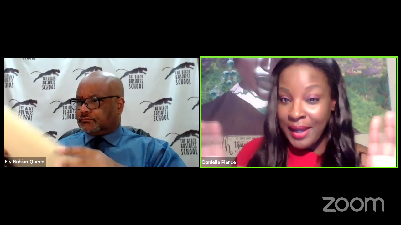 Easy ways to make an extra $1,000 a month - Danielle Pierce and Dr Boyce Watkins