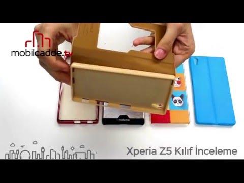 Sony Xperia Z5 Kılıf İncelemesi