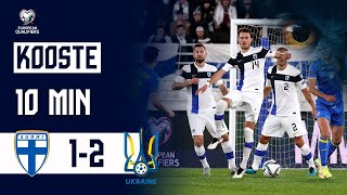 Финляндия  1-2  Украина видео