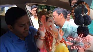 Sarang mitra mandal   Ganpati Aagman  2017