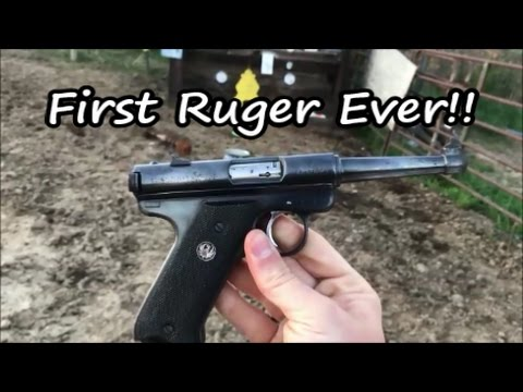 Ruger Standard Pistol