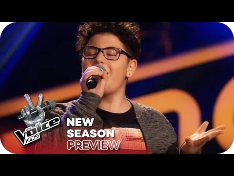 Adele  Skyfall Flavio  PREVIEW  The Voice Kids 2018  SAT1