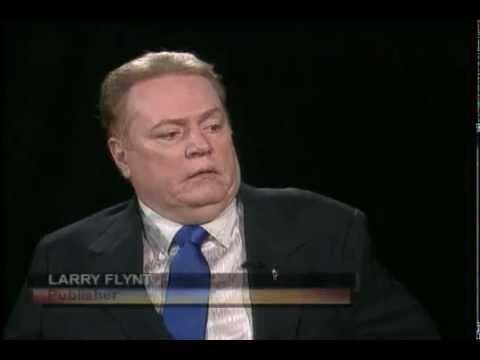 Larry Flynt on Speaking Freely