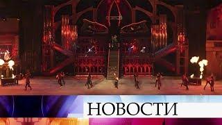 Супершоу российских звезд фигурного катания прошло в Вероне.