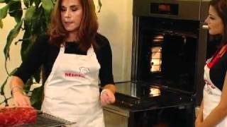 The Chef's Kitchen-holiday Tuscan Rib Roast