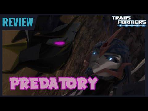 Transformers: Prime Review - Predatory | transFormers Friday #12