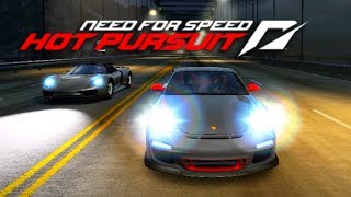 NEED FOR SPEED HOT PURSUIT 2010   PORCSHE 911 GT3 RS VS 918 SPYDER