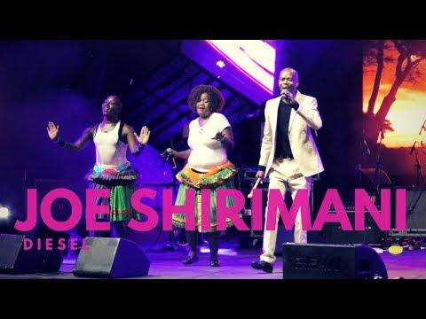 JOE SHIRIMANI NA VANA VA NDODA- DIESEL (LIVE @ MUPUNGUBWE ARTS FESTIVAL 2017)